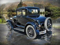 1929 Ford Model A.....
