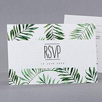 Faire-part de mariage Palm Springs M26-024 - Collection Trendy - Faire-part-creatif.com Palm Springs, Save The Date, Letter Board, Rsvp, Place Cards, Wedding Invitations, Place Card Holders, Lettering, Zen