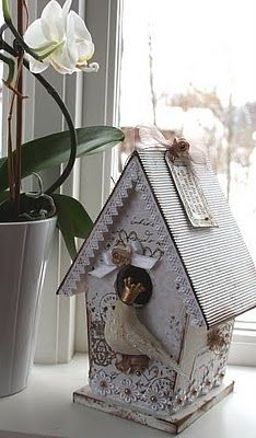 Rimna's pantry: Nesting into shabby chick style