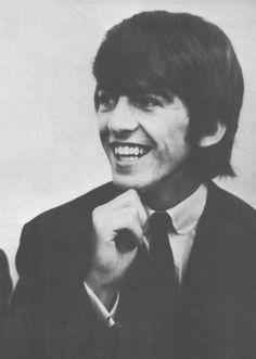 George Harrison. most definitely my favorite beatle. he wrote beautiful music. RIP 1943-2001