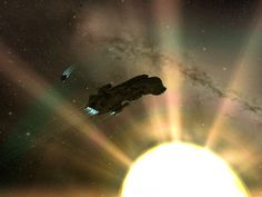 EVE Online's Fountain War - Prelude to the biggest PVP battle in gaming's history | GamesRadar