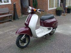 Honda GIORNO - Verkocht