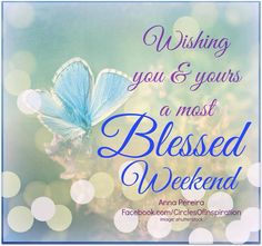 Blessed Weekend....:)Friends...:)