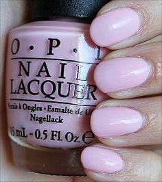 "OPI ""I Love Applause"""