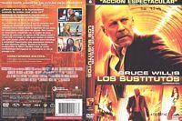 Los sustitutos (Película : 2009) TITLE Los sustitutos [Vídeo] = The surrogates/ una película dirigida por Jonathan Mostow IMPRINT [Madrid] : Buena Vista , [2010]
