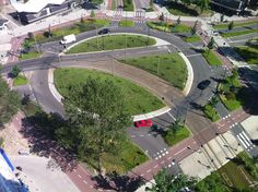 Dutch Cycle Paths : Photo