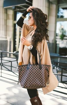JANUARY love this but with leopard purse