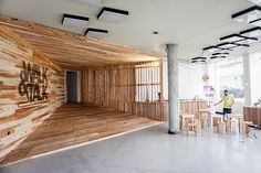mezzo atelier's big horn headquarters for walk & talk azores