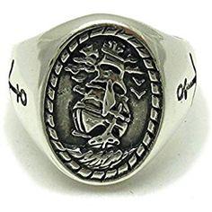 Handmade 925 Sterling Silver Men/'s Woman/'s Ring Nissan CAR Japanese Japan Logo