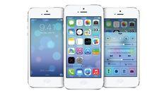 #iOS7: Flat Design usability. Of toch weer niet? Flat, maar dan met diepte? #bestofbothworlds