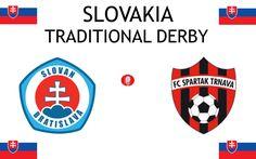 1926, Slovakia (1st TRADITIONAL DERBY), ŠK Slovan Bratislava < > FC Spartak Trnava #ŠKSlovanBratislava #FCSpartakTrnava #Slovakia (L14401) Sports Logos, Football Match, Juventus Logo, Team Logo, Derby, Logo Design