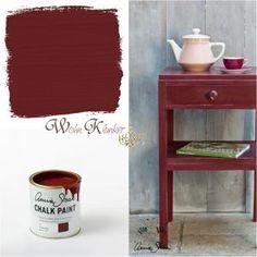 Chalk Paint, Annie Sloan, Primer Red - WohnKlunker