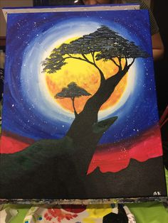 Done at Paint Nite
