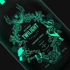 Nature's Twilight on Packaging of the World - Creative Package Design Gallery