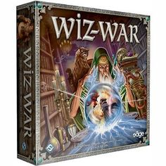 cool Wiz-War The Board Game NEW Family Teen Fun Games Fun - For Sale Check more at http://shipperscentral.com/wp/product/wiz-war-the-board-game-new-family-teen-fun-games-fun-for-sale/