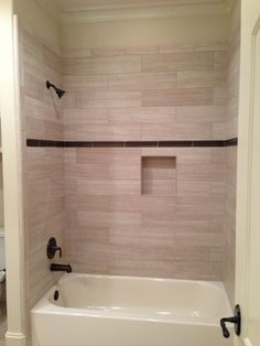 6x24 Porcelain Tile Tile Jobs We Ve Done In And Around