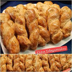Κουλουράκια νηστίσιμα βανίλιας πορτοκαλιού !!! ~ ΜΑΓΕΙΡΙΚΗ ΚΑΙ ΣΥΝΤΑΓΕΣ 2 Sausage, Blog, Cookies, Crack Crackers, Sausages, Biscuits, Blogging, Cookie Recipes, Cookie