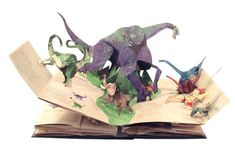 Encyclopedia Prehistorica Dinosaurs : The Definitive Pop-Up: Robert Sabuda, Matthew Reinhart: 9780763622282: Amazon.com: Books
