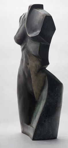 Sculpture bronze woman c\r author wawryczuk tomasz Modern Sculpture, Woman, Author, Women