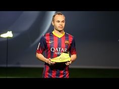 Andrés Iniesta reveals secrets of Nike's new Magista boots