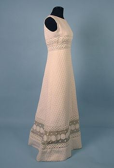 Evening dress by Pierre Balmain, 1960's
