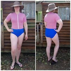 Ladies Stinger Bodysuit PDF Pattern gives you the option to sew an individual and functional garment for sun protection with instruction super easy zipper installation. Complete Outfits, Learn To Sew, Pdf Sewing Patterns, Sun Protection, Super Easy, Bodysuit, Zipper, Lady, Long Sleeve