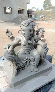 Ganesha Drawing, Lord Ganesha Paintings, Clay Ganesha, Ganesha Art, Ganesh Lord, Shri Ganesh, Ganesh Wallpaper, Radha Krishna Wallpaper, Ganpati Bappa Wallpapers