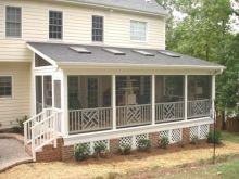screened porch lattice - Google Search