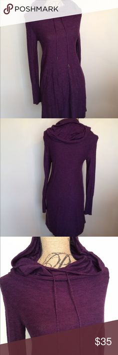 Kensie purple light weight sweater dress 🎉 Kensie 🎉 Size medium 🎉 Only worn once 🎉 Please ask for additional pictures, measurements, or ask questions before purchase. 🎉 No trades or other apps 🎉 Ships next business day, unless noted in my closet  🎉 Bundle for discount Kensie Dresses