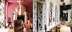 Moroccan-Inspired Latticework - Glitter, Inc.