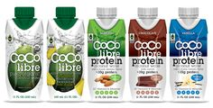 Coco Libre Launches New Line of Fair Trade Certified Coconut Waters | Fair Trade USA l  Look for it and request they carry it at your favorite grocery store!