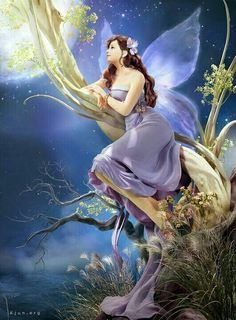 Fantasy Girl: This is a brilliant collection of most amazing Fantasy Artworks for your inspiration. Most of these images were made using Painter, Photoshop, Mental Vray and Mudbox. Elfen Fantasy, 3d Fantasy, Fantasy Artwork, Fantasy World, Fairy Pictures, Fantasy Pictures, Ice Pictures, Fairy Land, Fairy Tales