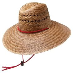 Peter Grimm North Shore Lifeguard Hat, Men's, Beige
