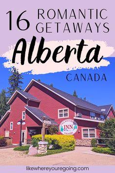 Romantic Getaways, Romantic Travel, Romantic Places, Places To Travel, Places To Go, Travel Local, Banff Canada, Alberta Canada, Couples