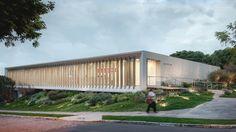 Instituto Ling - Isay Weinfeld - Cristiano Bauce Fotografia de Arquitetura