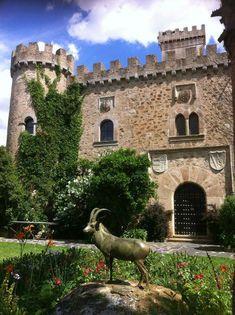 Castillo de las Seguras,Cáceres, España