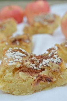 Swedish Recipes, Fika, Apple Cake, Cookie Desserts, Bakery, Deserts, Cooking Recipes, Yummy Food, Eat