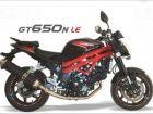 Hyosung GT650n