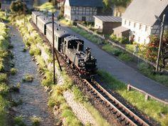 Die 480 Besten Bilder Von Modelleisenbahn Modellbau Miniature Und