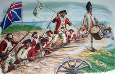 At the battle of yorktown it was beetween genral washington and his army and genral cornwalles with his army.