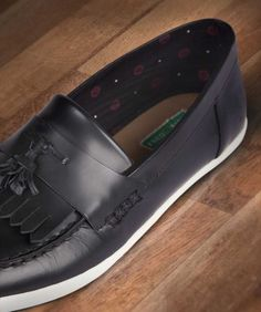 Fred Perry Fontana loafer $110.00
