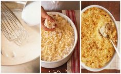Let's face it: there has been no lack of macaroni and cheese coverage on The Kitchn. We'll admit it. We like the stuff. But recently we stumbled upon a great tip to give your favorite mac and cheese recipe the creamiest boost.