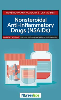 NSAIDs Pharmacology Study Guide for Nurses