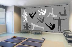 Agora você pode decorar sua academia ou sua sala de ginástica com o adesivo de parede Fitness Painel . Este adesivo possui dois tamanhos que se adaptam em qualquer ambiente. O adesivo de parede Fitness Painel é feito emIMPRESSÃO DIGITAL.CORES ÚNICAS. Tamanhos: *Médio: 57X110cm; *Grande: 100X190cm. Se você quiser outra opção de cores e tamanhos, [...]