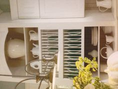 Plate rack for my new kitchen.