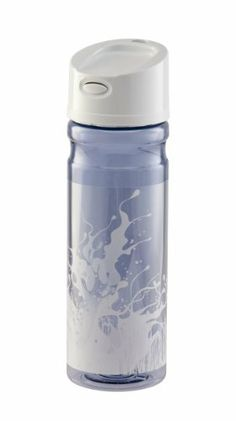 Planet Zak Vista Pop Lid Single Wall Tritan Bottle, Splash, White Lid, 24-Ounce by Planet Zak!. $14.01. All product components are BPA free and dishwasher safe. Push button to drink, press down on lid to close. Interchangeable lid fits on all planet zak bottles. Silicone gasket prevents leaks. Planet Zak's 24oz Vista Pop Lid Single Wall Tritan Bottle has a sleek lid profile with convenient one-handed functionality. A silicone gasket prevents leaks and is spill...