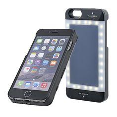 iPhone 6 Battery Case 3850mAh External Battery Backup Charging Case
