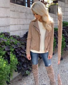 Best jackets for fall Best jackets for fall Closet Candy Boutique closetcandybtq closetcandyboutique women s fall fashion fall style ideas fall outfits nbsp hellip outfit videos Winter Outfits Women, Fall Fashion Outfits, Casual Fall Outfits, Trendy Outfits, Girl Outfits, Fashion Clothes, Womens Fashion, Fashion Trends, Online Clothing Boutiques