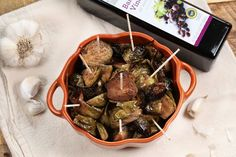 Toss brussels sprouts in slow cooker & get delightful dish with very little prep