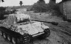 Panther Ausf. D, 4th Panzer Regiment